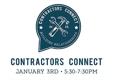 Contractors Connect kicks off 2019 with meetup benefiting HOPE Panhandle at AJ's Seafood & Oyster Bar