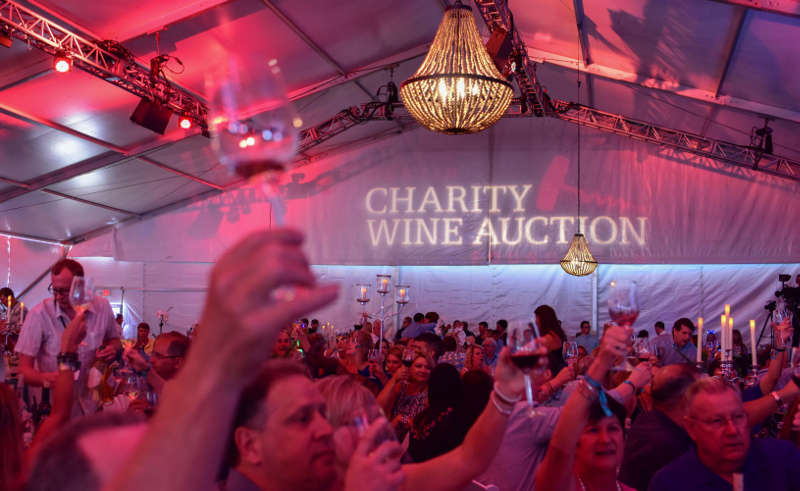 The Destin Charity Wine Auction Foundation announces Chuck Hutton Toyota as the Presenting Sponsor of the 14th Annual Destin Charity Wine Auction