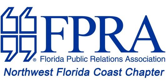 FLORIDA PUBLIC RELATIONS ASSOCIATION'S NORTHWEST FLORIDA COAST CHAPTER RAISES MORE THAN $6,200