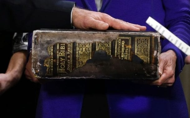 Congressional Oath of Office Required — Bible Optional