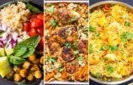 Simply Recipes 2019 Meal Plan: January Week 2