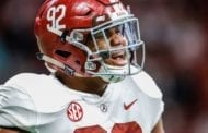 DL Williams leads Bama quartet entering draft