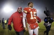 Chiefs gaze ahead to first AFC title game since January 1994