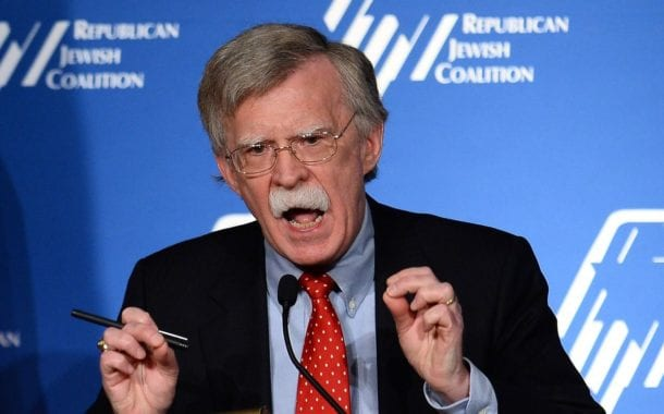 Bolton's Push for Iran War Rocks Pentagon