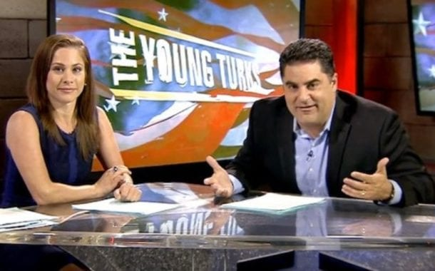Young Turks on the Hunt for White Supremacy