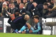 Tottenham star Dele Alli sidelined until March
