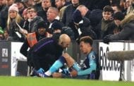 Tottenham star Dele Alli sidelined until March