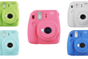 Fujifilm Instax Mini 9 instant cameras on sale at Walmart