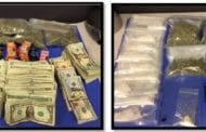 Search Warrant Nets Meth, Fentanyl, Marijuana & Cash