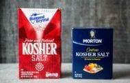 How to Swap Morton Kosher Salt for Diamond Crystal, and Vice Versa