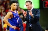 Jayhawks aren't atop the Big 12 entering March and that's a major rarity