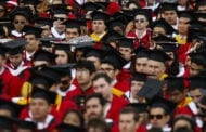 The success rate of four-year public college students varies widely by race