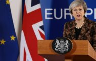 Brexit Brief: Theresa May faces second heavy defeat of EU exit plans