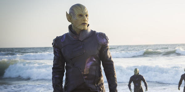 Kevin Feige Explains What's Happening With The Skrulls After Captain Marvel