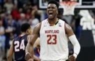NCAA TOURNAMENT: Maryland avoids Belmont's upset bid