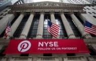 Pinterest files IPO, losses narrow as revenue rises 60%
