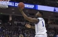 NCAA TOURNAMENT: Duke's Zion a human highlight reel in tourney debut