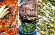 Simply Recipes Meal Plan: March Week 4
