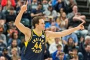 Bogey scores 35 points as Pacers dominate Nuggets in 124-88 win