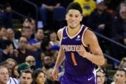 Booker hits array of milestones with 59 in defeat