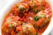 Turkey Meatballs (That Aren't Dry!)