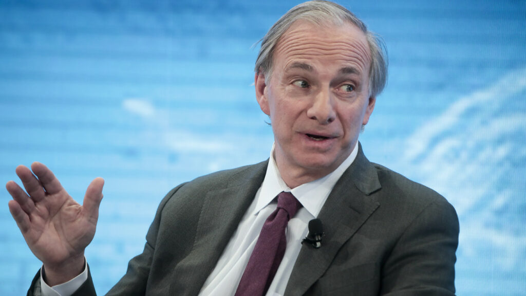Key Words: Founder of world's biggest hedge fund says capitalism needs urgent reform