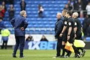 Warnock charged over criticism of Premier League referees