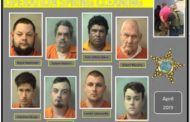 OCSO Operation Spring Cleaning Nets 8 Arrests