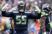 Source: Seahawks want 1st-rounder for DE Clark