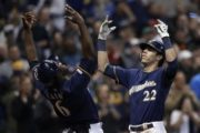 LEADING OFF: Yelich crunching Cards, Sale slump, deGrom OK?