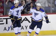 Blues fortify playoff roster with seven players from San Antonio