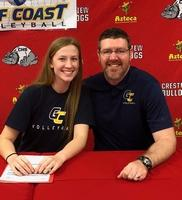 Crestview's Edwards signs with Gulf Coast State