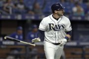 New dad Zunino hits 2-run HR to help Rays rally past Royals