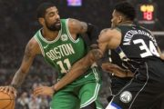 Chris Broussard makes his prediction for Bucks vs Celtics in the second round of the NBA Playoffs