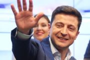New Ukranian President Walks a Mile in Ronald Reagan's Shoes?