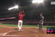 HIGHLIGHTS: BIG bats for the Angels not enough to top the Yankees