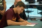 SoWal's Pickren signs with Arizona State