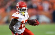 Hill barred from Chiefs activities in wake of audio