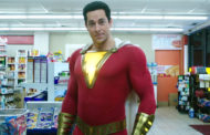 Zachary Levi Shows Off His Shazam! Muscles In 'Thirst Trappy' Workout Video