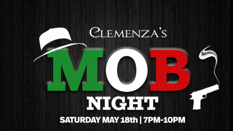 Clemenza's at Uptown Station hosts 9th Annual Mob Night