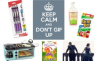 The Friday Buzz: Purple Pens, a Breakfast Station, and the Royal Baby