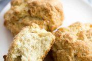 Dairy-free Vegan Biscuits