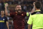 Roma captain De Rossi to leave club after 18 years
