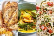 Simply Recipes 2019 Meal Plan: May Week 3