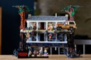 Lego's 'Stranger Things' set can be literally flipped over to The Upside Down