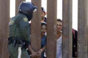 Border Patrol Calls in Sick