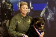 IN LAST TRIP TO NATIONALS BEFORE RETIREMENT WCSO K9 KAYNE BRINGS HOME BIG 2ND-PLACE FINISH