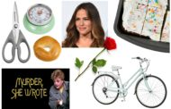 The Friday Buzz: Kitchen Shears, Vanilla Cake, and Murder, She Wrote!
