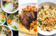Simply Recipes 2019 Meal Plan: May Week 5