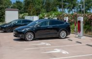 Tesla will limit charging to 80 percent at some Supercharger stations